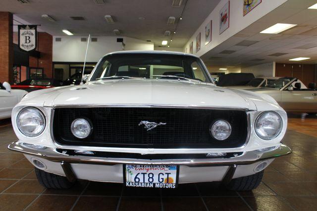 1968 Ford Mustang   GT Clone 302 V8 La Jolla, California 61