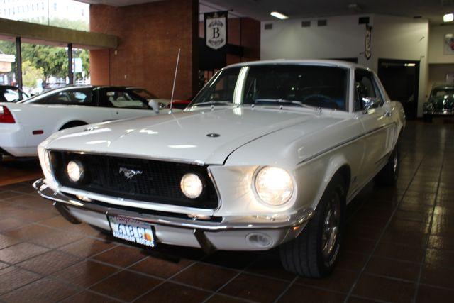 1968 Ford Mustang   GT Clone 302 V8 La Jolla, California 162