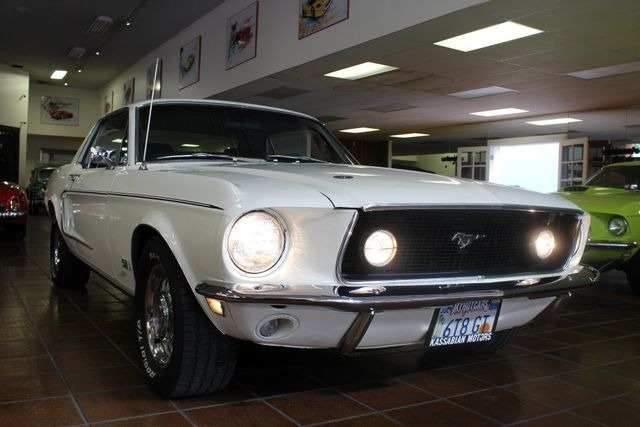 1968 Ford Mustang   GT Clone 302 V8 San Diego, California 164