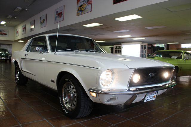 1968 Ford Mustang   GT Clone 302 V8 La Jolla, California 165