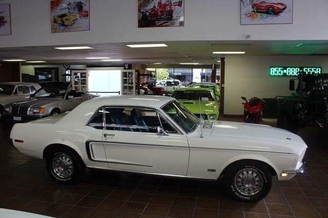 1968 Ford Mustang   GT Clone 302 V8 La Jolla, California 166