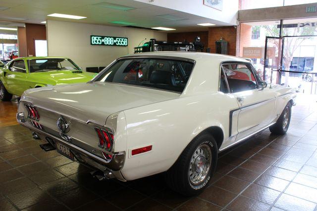 1968 Ford Mustang   GT Clone 302 V8 La Jolla, California 167