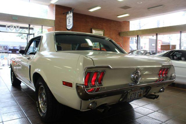 1968 Ford Mustang   GT Clone 302 V8 La Jolla, California 170