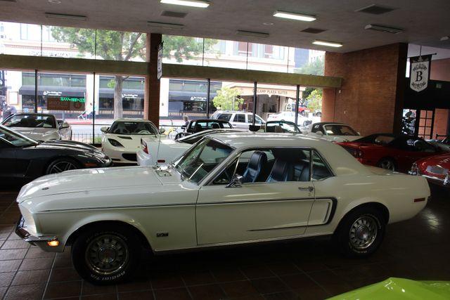 1968 Ford Mustang   GT Clone 302 V8 La Jolla, California 173
