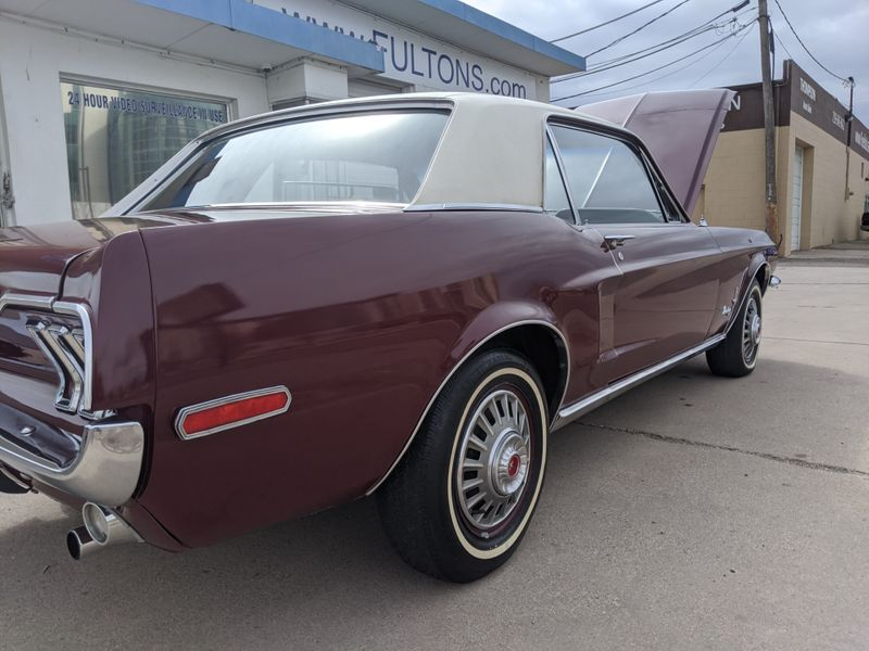 1968 Ford Mustang   Fultons Used Cars Inc  in , Colorado