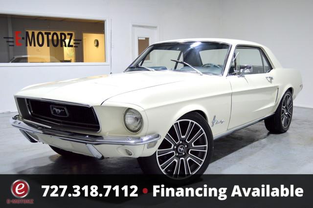 1968 Ford MUSTANG Tampa, Florida 4