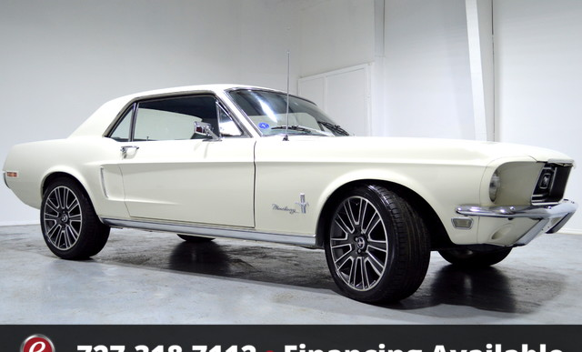 1968 Ford MUSTANG Tampa, Florida 5