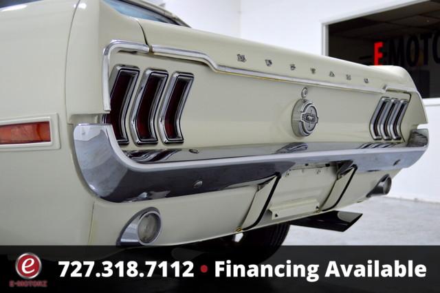 1968 Ford MUSTANG Tampa, Florida 20