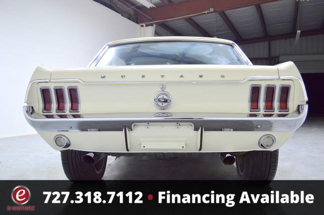 1968 Ford MUSTANG Tampa, Florida 7