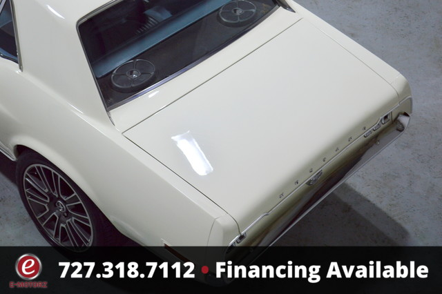 1968 Ford MUSTANG Tampa, Florida 11
