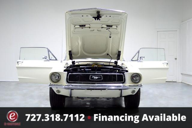 1968 Ford MUSTANG Tampa, Florida 14