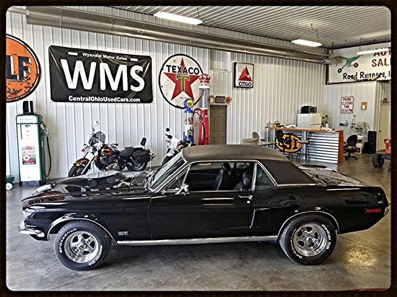 1968 Ford MUSTANG 2 DOOR HARD TOP  in , Ohio
