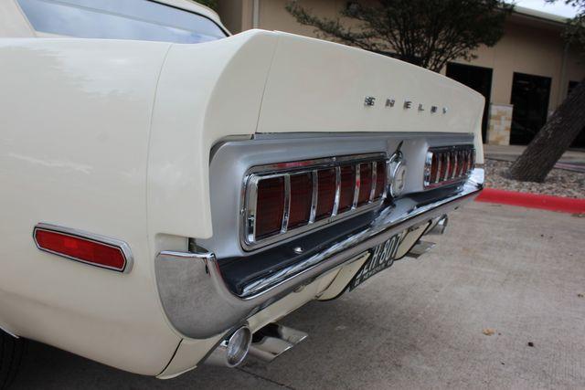 1968 Ford Shelby Austin , Texas 11