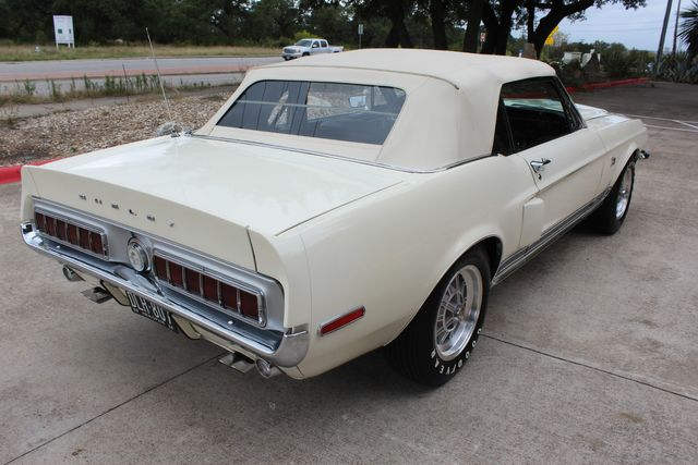 1968 Ford Shelby Austin , Texas 8
