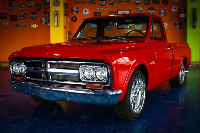 1968 GMC 1500 SWB Frame Off Restoration in Mustang, OK 73064