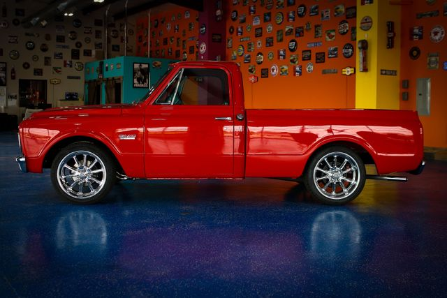 1968 GMC 1500 SWB Frame Off Restoration in Mustang, OK 73064
