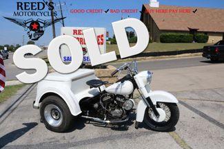 1968 Harley Davidson TRIKE SERVICE CAR   Hurst, Texas   Reed's Motorcycles in Hurst Texas