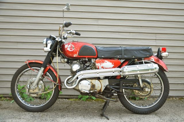 1968 Honda CL160 SCRAMBLER Menasha, Wisconsin