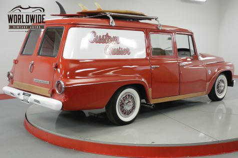 1968 International TRAVELALL  NICE. V8. AUTO. SURF RACK. RARE CRUISER  | Denver, CO | Worldwide Vintage Autos in Denver, CO