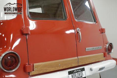 1968 International TRAVELALL  NICE. V8. AUTO. SURF RACK. RARE CRUISER    Denver, CO   Worldwide Vintage Autos in Denver, CO
