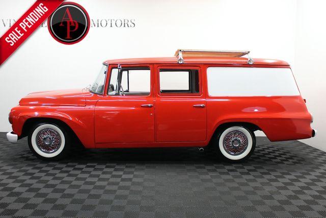 1968 International TRAVELALL V8 AUTO CONVERSION