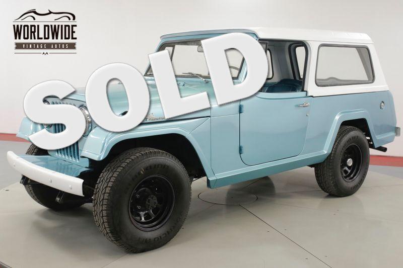 1968 Jeep COMMANDO  FRAME OFF RESTORED REMOVABLE TOP 4X4 | Denver, CO | Worldwide Vintage Autos