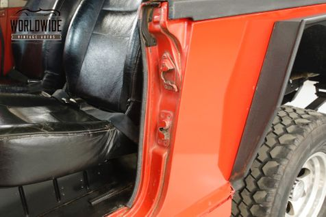 1968 Jeep COMMANDO JEEPSTER LIFTED WINCH HARDTOP AUTO NEW PAINT | Denver, CO | Worldwide Vintage Autos in Denver, CO