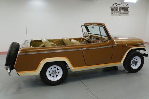 1968 Jeep JEEPSTER CONVERTIBLE 4X4  | Denver, CO | Worldwide Vintage Autos in Denver, CO