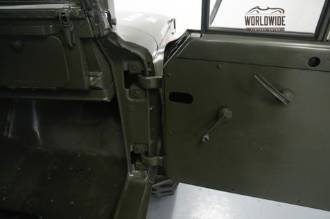 1968 Kaiser JEEP M715 STOCK 1 1/4 TON MILITARY ISSUE.  | Denver, CO | Worldwide Vintage Autos in Denver, CO