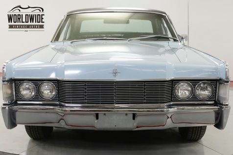 1968 Lincoln CONTINENTAL 460 V8 AUTO PW PS PB BEAUTIFUL  | Denver, CO | Worldwide Vintage Autos in Denver, CO