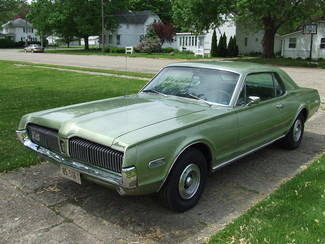 1968 Mercury Cougar  | Mokena, Illinois | Classic Cars America LLC in Mokena Illinois