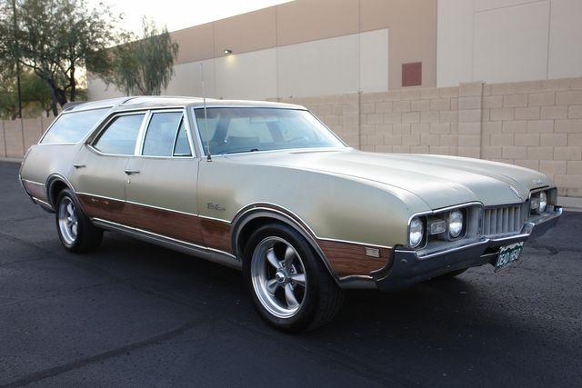 1968 Oldmobile Vista Cruiser Phoenix, AZ 0
