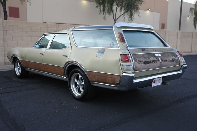 1968 Oldmobile Vista Cruiser Phoenix, AZ 17
