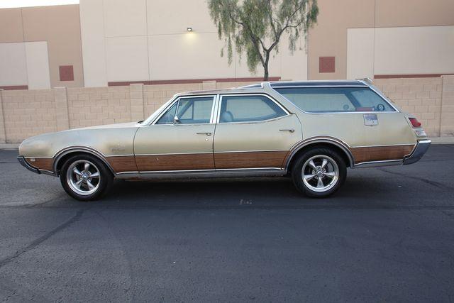 1968 Oldmobile Vista Cruiser Phoenix, AZ 5