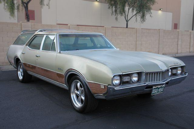 1968 Oldmobile Vista Cruiser Phoenix, AZ 9