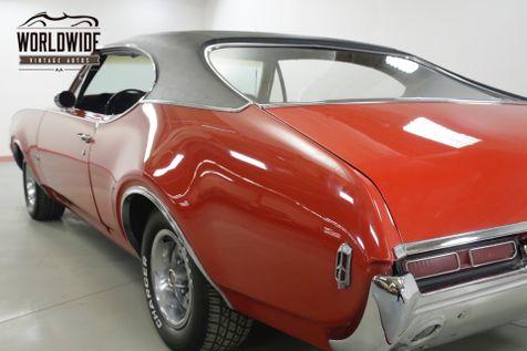 1968 Oldsmobile 442 RESTORED NUMBERS MATCHING 400 V8 4 SPEED  | Denver, CO | Worldwide Vintage Autos in Denver, CO