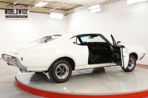 1968 Oldsmobile 442 400 V8 4SPD HURST SHIFTER CA BUILD MUST SEE   Denver, CO   Worldwide Vintage Autos in Denver, CO