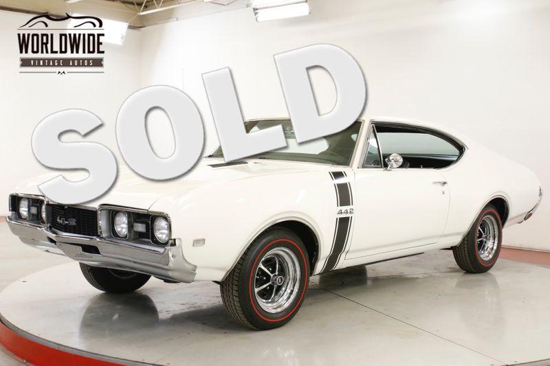 1968 Oldsmobile 442 400 V8 4SPD HURST SHIFTER CA BUILD MUST SEE | Denver, CO | Worldwide Vintage Autos