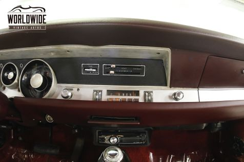 1968 Plymouth BARRACUDA NOTCHBACK V8 AUTO CONSOLE PS MUST SEE  | Denver, CO | Worldwide Vintage Autos in Denver, CO