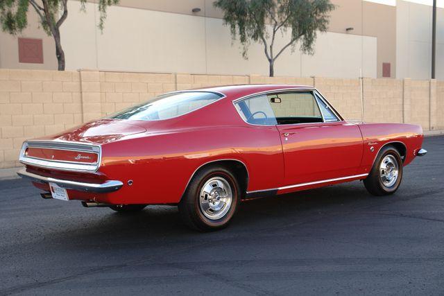 1968 Plymouth Barracuda Formula S Phoenix, AZ 2
