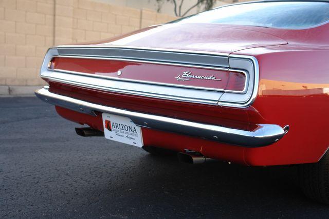 1968 Plymouth Barracuda Formula S Phoenix, AZ 4