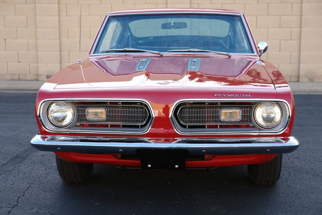1968 Plymouth Barracuda Formula S Phoenix, AZ 10