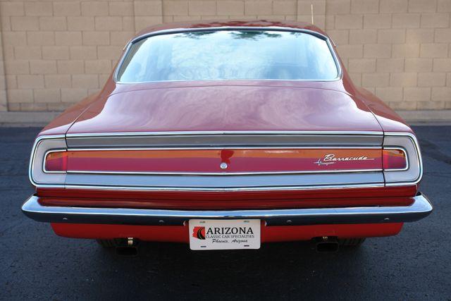 1968 Plymouth Barracuda Formula S Phoenix, AZ 27