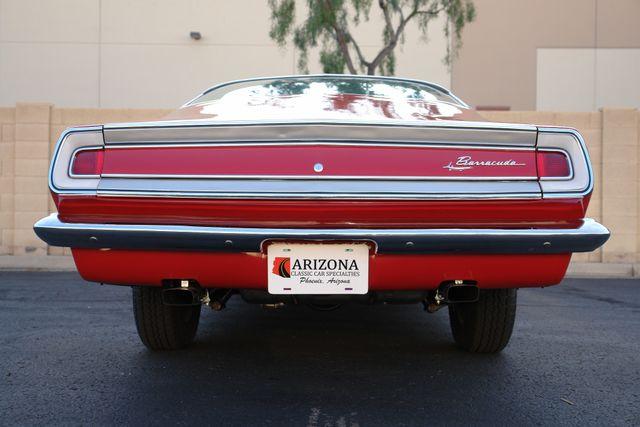 1968 Plymouth Barracuda Formula S Phoenix, AZ 28