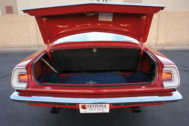 1968 Plymouth Barracuda Formula S Phoenix, AZ 31