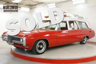 1968 Pontiac BONNEVILLE PHX RACEWAY AMBULANCE HISTORY 22K MI 1/120 | Denver, CO | Worldwide Vintage Autos in Denver CO
