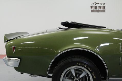 1968 Pontiac FIREBIRD CONVERTIBLE 400 4-SPEED  | Denver, CO | Worldwide Vintage Autos in Denver, CO