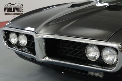 1968 Pontiac FIREBIRD 1968 PONTIAC FIREBIRD REBUILT 350  | Denver, CO | Worldwide Vintage Autos in Denver, CO