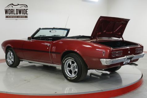 1968 Pontiac FIREBIRD  RARE CONVERTIBLE 350 V8 #'S MATCH. RESTORED | Denver, CO | Worldwide Vintage Autos in Denver, CO