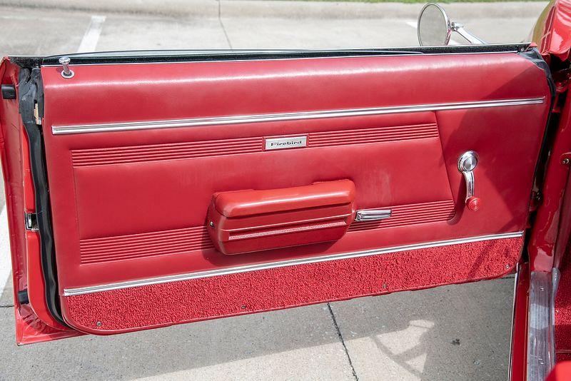 1968 Pontiac Firebird Convertible  city TX  Dallas Motorsports  in Wylie, TX